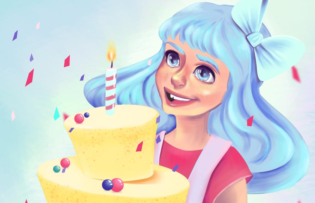 Animated Birthday card