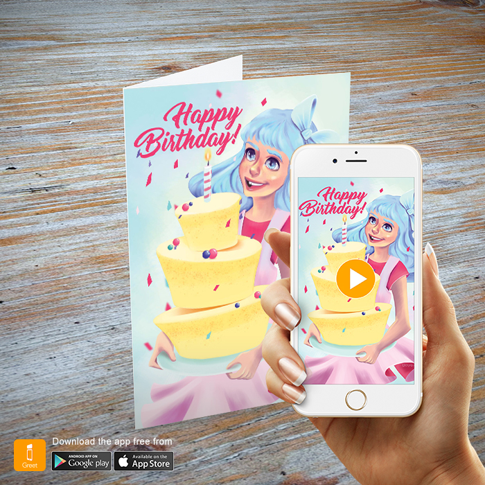 Augmented-Reality-Birthday-Greeting-Card-GA001-2